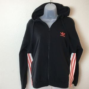 Adidas ADIBREAK Zip Hoodie Size Small